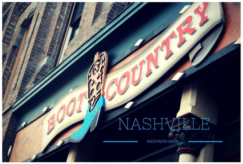 Nashville-miasto country